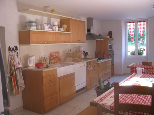equipments of the kitchen