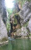 The gorges du Guiers mort (60km)