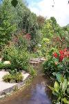 The petrified fountain garden (55km)